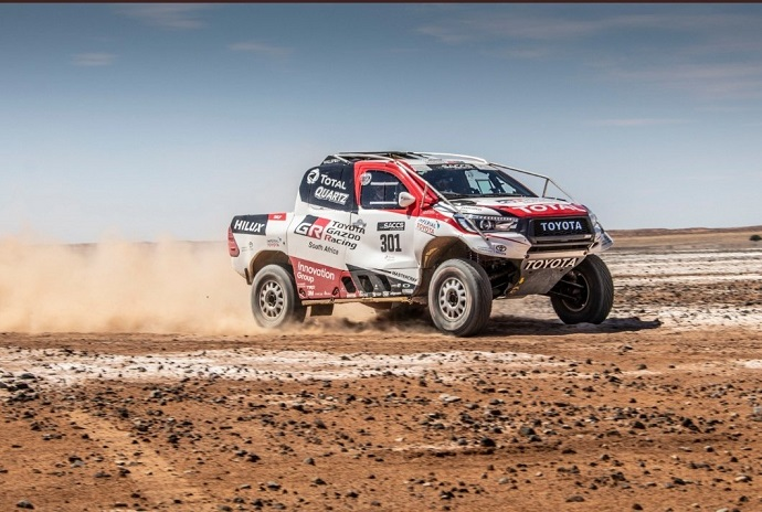 Alonso prepara su nueva aventura: Objetivo Dakar