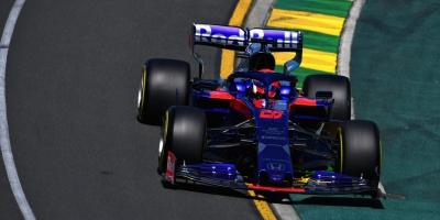 Viernes en Australia - Toro Rosso: Se caen los de Faenza en la FP2