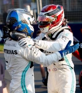 """Bottas y su faceta 2019: """"Hamilton y yo estamos aquí para luchar"""""""
