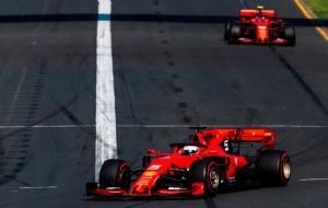 """Briatore no apuesta por Ferrari para el título: """"Si eres fuerte, debes serlo en todas las pistas"""""""