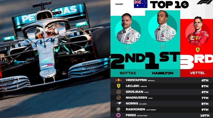 CRÓNICA: Pole de Hamilton, Norris en Q3 y Carlos 18º con tráfico