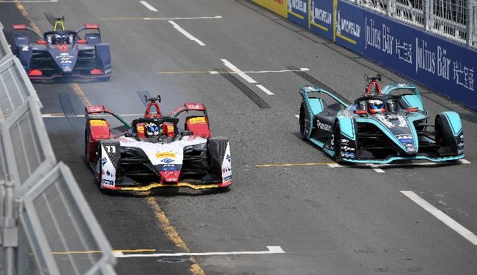 Vergne reina en el ePrix de Sanya