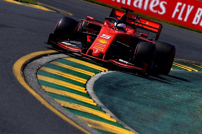 Domingo en Australia - Ferrari: La radio, lo que mejor ha funcionado en Ferrari hoy