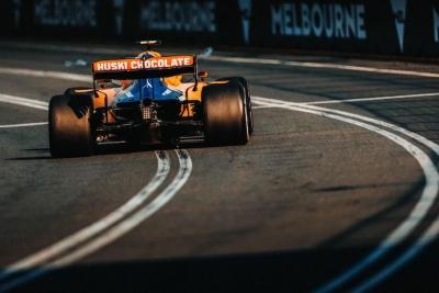 Domingo en Australia - McLaren: Sentimientos encontrados