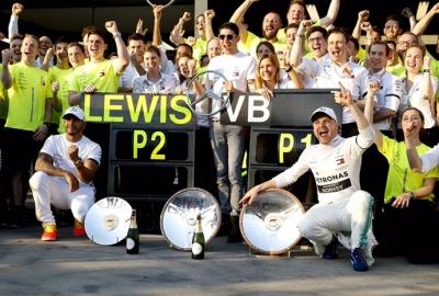 Domingo en Australia-Mercedes: Bottas se lleva los 26 puntos