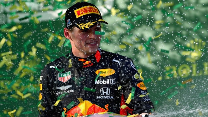 Domingo en Australia - Red Bull devuelve a Honda al podio