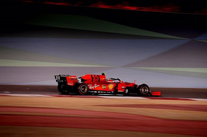 Domingo en Baréin - Ferrari: Drama final de Ferrari