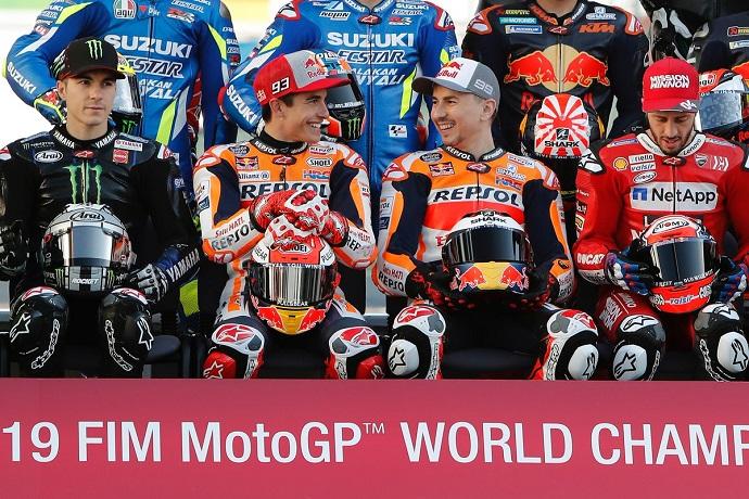 """Ezpeleta, CEO de Moto GP: """"El factor humano nos hace una categoría más atractiva"""""""