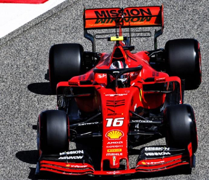 FP3 de Baréin: Leclerc lidera la sesión y McLaren parece ver la luz