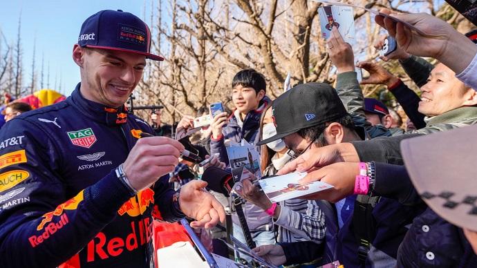 """Hamilton no es una opción en Red Bull: """"Max es el futuro"""""""
