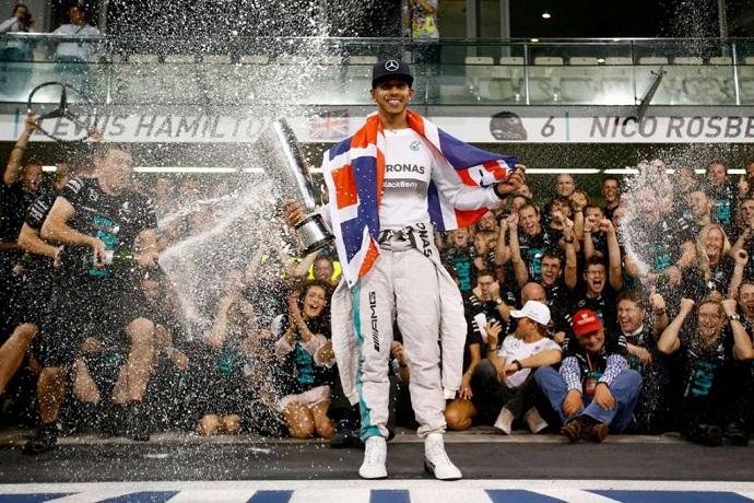 """Hamilton y sus inicios en F1: """"No tenía la suficiente madurez"""""""
