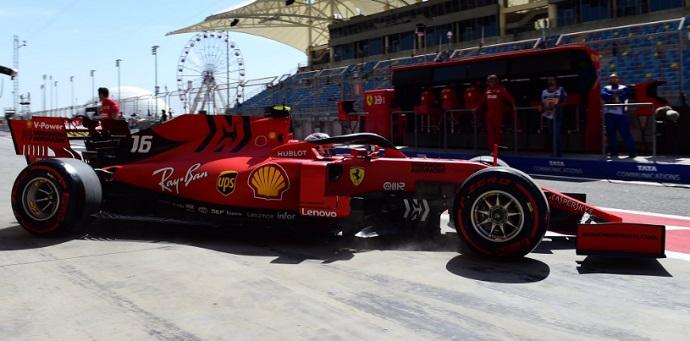 Libres de Baréin: Ferrari se postula, Mercedes se esconde y McLaren progresa
