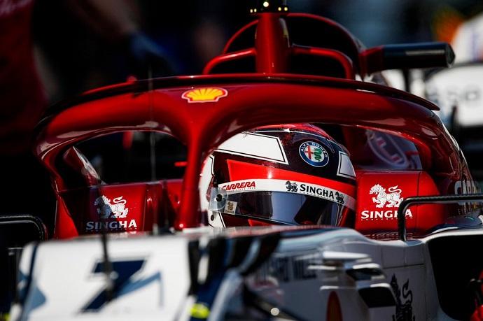 Sábado en Australia - Alfa Romeo: Kimi tira de experiencia en su nueva aventura