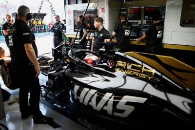 Sábado en Australia – Haas: un gran resultado para el equipo