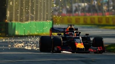 Sábado en Australia - Red Bull sentencia a Gasly en Q1 y Verstappen logra ser 4º