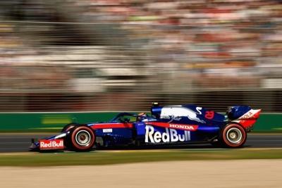 Sábado en Australia - Toro Rosso: Los toros se atoran en la Q2