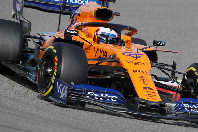 Sábado en Baréin - McLaren mete a Sainz (7º) y Norris (10º) en Q3