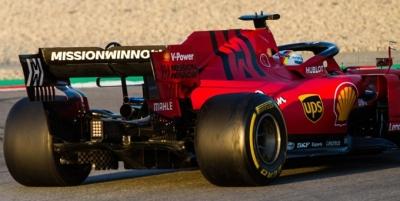 Test en Barcelona – Día 8 – Ferrari, el equipo más veloz de la pretemporada 2019