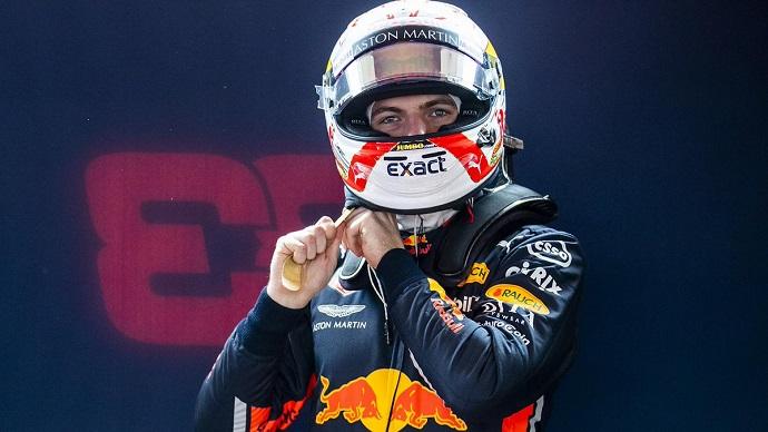"Test en Barcelona - Día 8 - Red Bull: Verstappen ""muy feliz"" y listo para Australia"