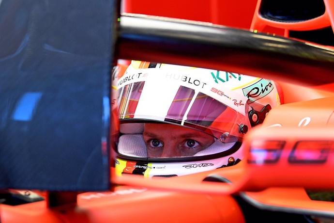 """Vettel: """"Claramente nos falta algo"""""""