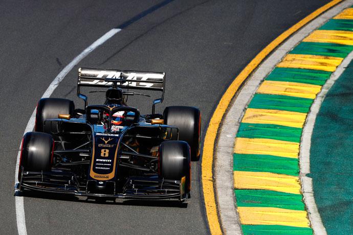 Viernes en Australia – Haas: buen primer día