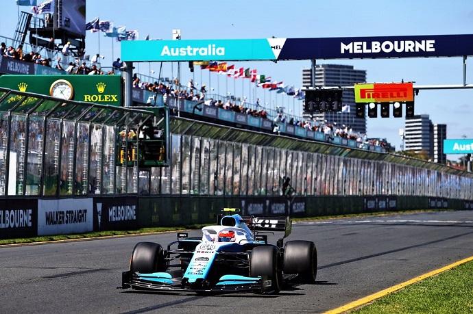 Viernes en Australia - Williams: Los de Grove alquilan las últimas posiciones de la tabla