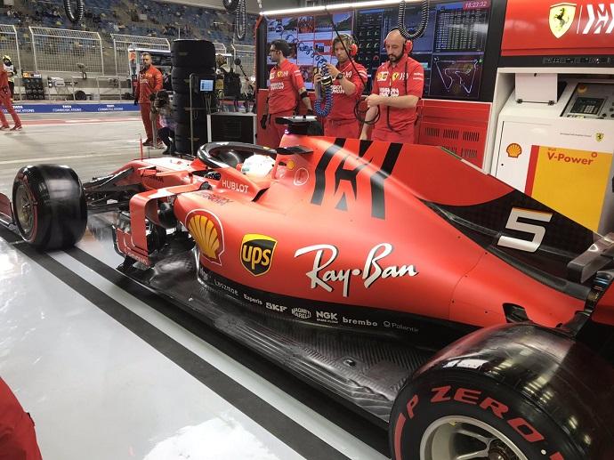 Viernes en Baréin - Ferrari: Paso firme de los italianos