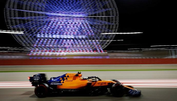 Viernes en Baréin - McLaren encara el fin de semana rondando el top 10