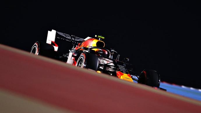 Viernes en Baréin - Red Bull sufre con la potencia en la FP2
