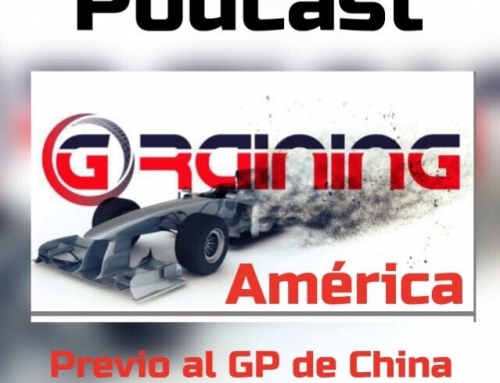 Podcast Graining América Previo al GP de China 2019