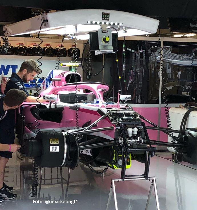 Racing Point construirá nueva planta de F1 en Silverstone