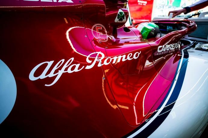 Viernes en Azerbaiyán - Alfa Romeo: Comienzo discreto