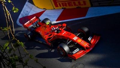 Viernes en Azerbaiyán - Ferrari en cabeza con las nuevas mejoras