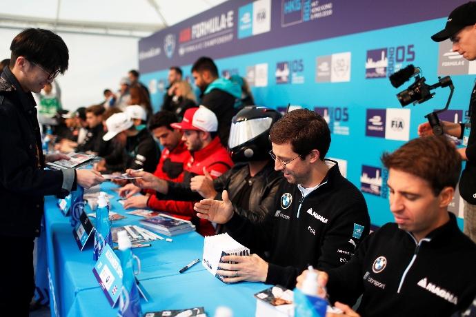 Conociendo al equipo: BMW i Andretti Motorsport