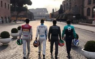 """DesGRAINING el ePrix de Roma: """"¡Ave, Caesar!"""""""