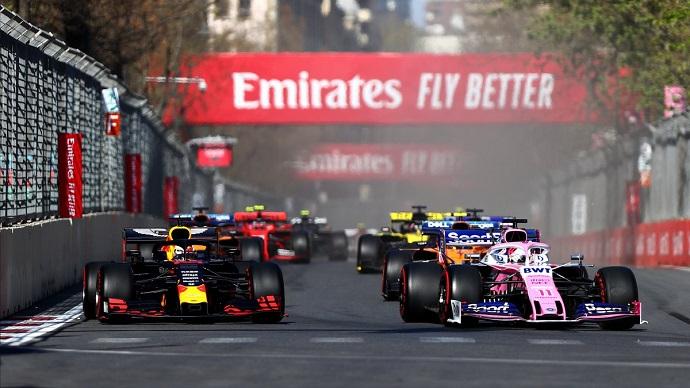 Domingo en Azerbaiyán – Red Bull: Max conserva el cuarto puesto y Gasly abandona