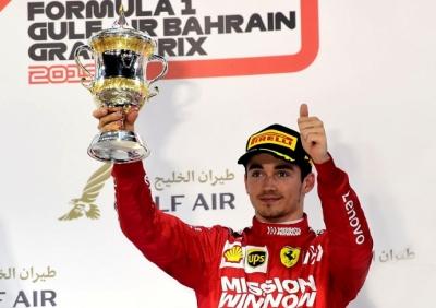 Ferrari desvela el fallo que impidió a Leclerc vencer en Baréin