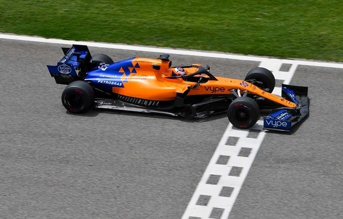 Fin de los test en Bahrein: Sainz y Alonso satisfechos