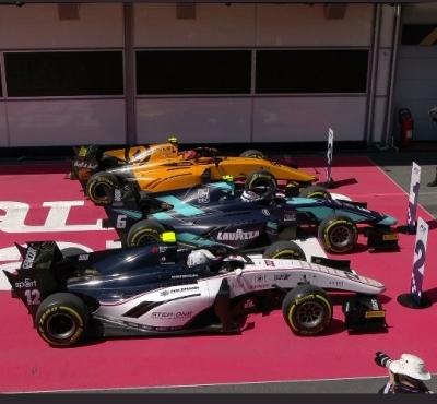 Gran Premio de F2 en el Circuito de Bakú: Carrera 2