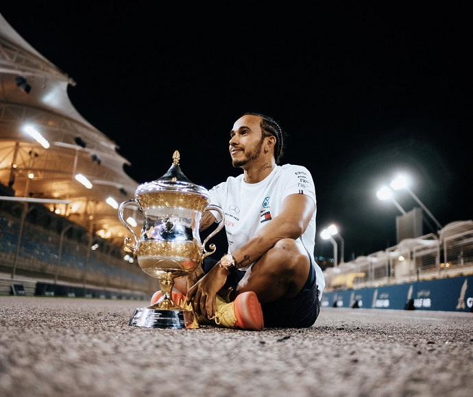 """Hamilton habla por primera vez de su retirada y de la Fórmula E: """"Es el futuro"""""""