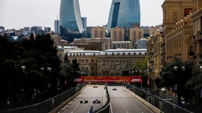 Honda se suma al 'party mode' en Bakú