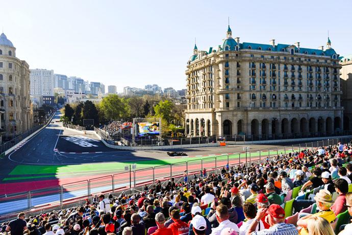 Sabado en Azerbaiyan Haas no es el resultado esperado
