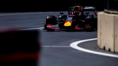 Sabado en Azerbaiyan - Red Bull amenaza con Max cuarto y Pierre en la cola