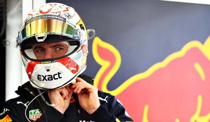 """Verstappen pide más: """"No tenemos velocidad"""""""