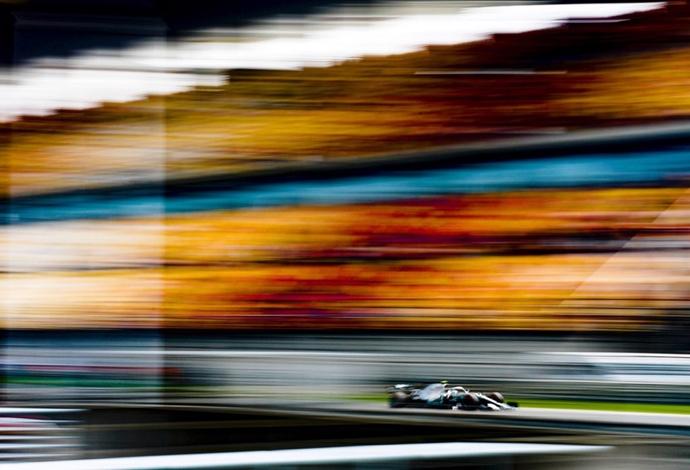 Viernes en China - Mercedes: Bottas comienza delante de Hamilton