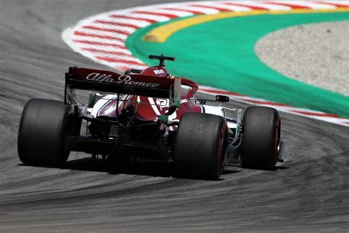 Viernes en España: Alfa Romeo con mucho trabajo por hacer