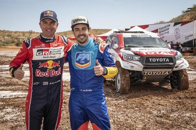 """Alonso: """"¿Y el Dakar? Es algo que pensaré en los próximos meses"""""""