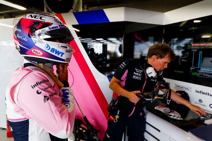 Sábado en Mónaco – Racing Point se atora en el 1er. filtro de calificación