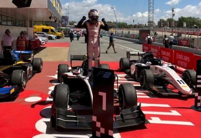 De Vries consigue en Montmeló su primer triunfo del año