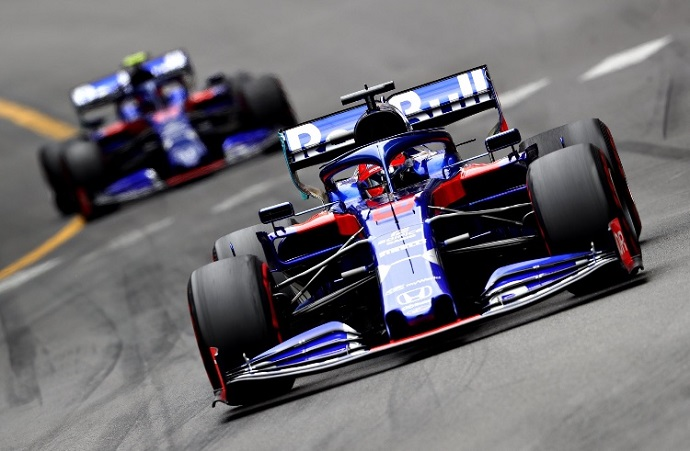Domingo en Mónaco - Toro Rosso confirma su buen fin de semana